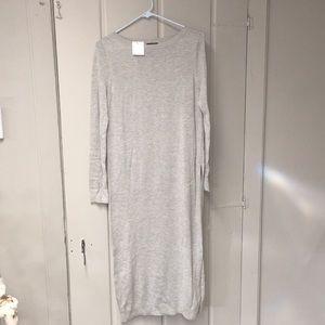 Halogen long super soft dress